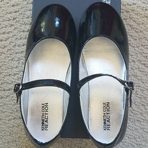 Kenneth Cole Reaction girls dress shoes size 1.5